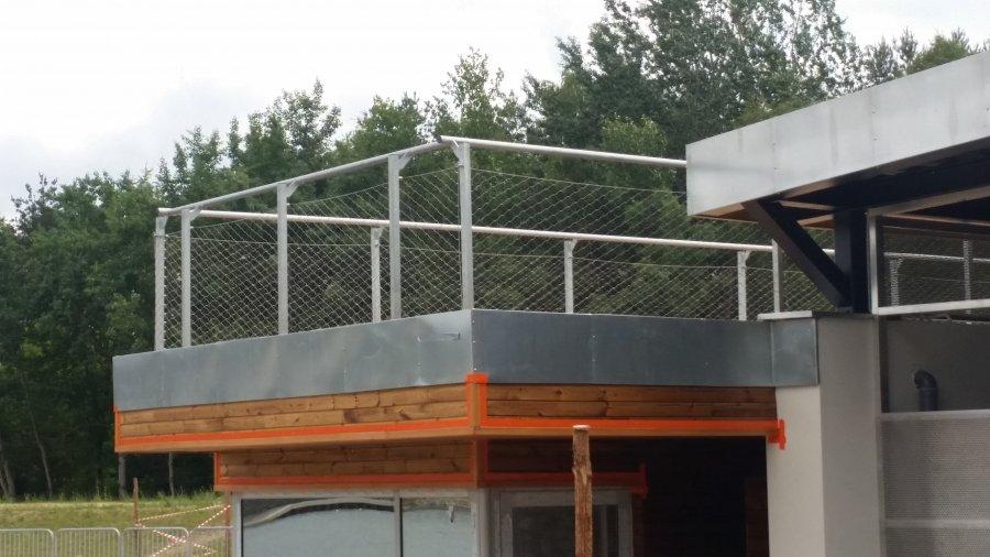 Siatka balustrada Swojska 1
