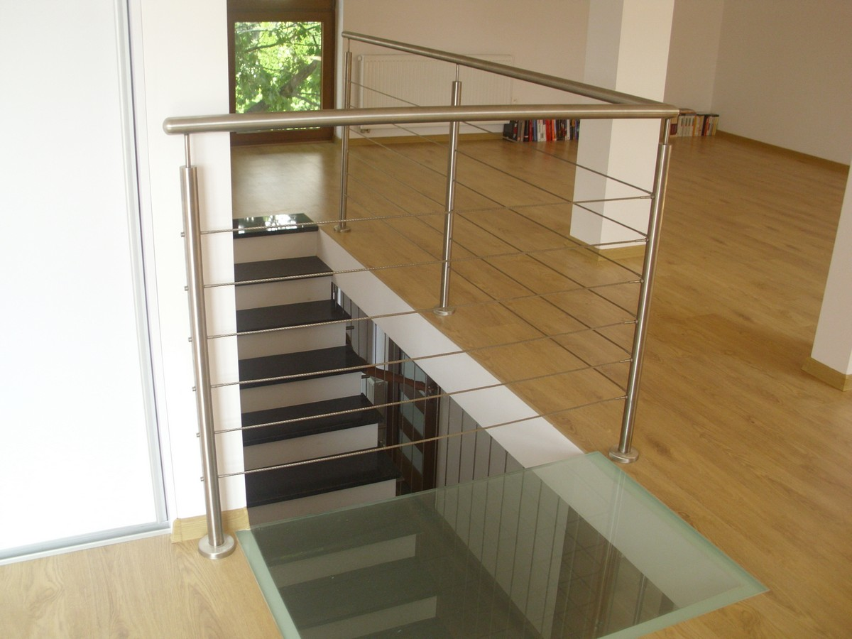 Linki do balustrady metalowej