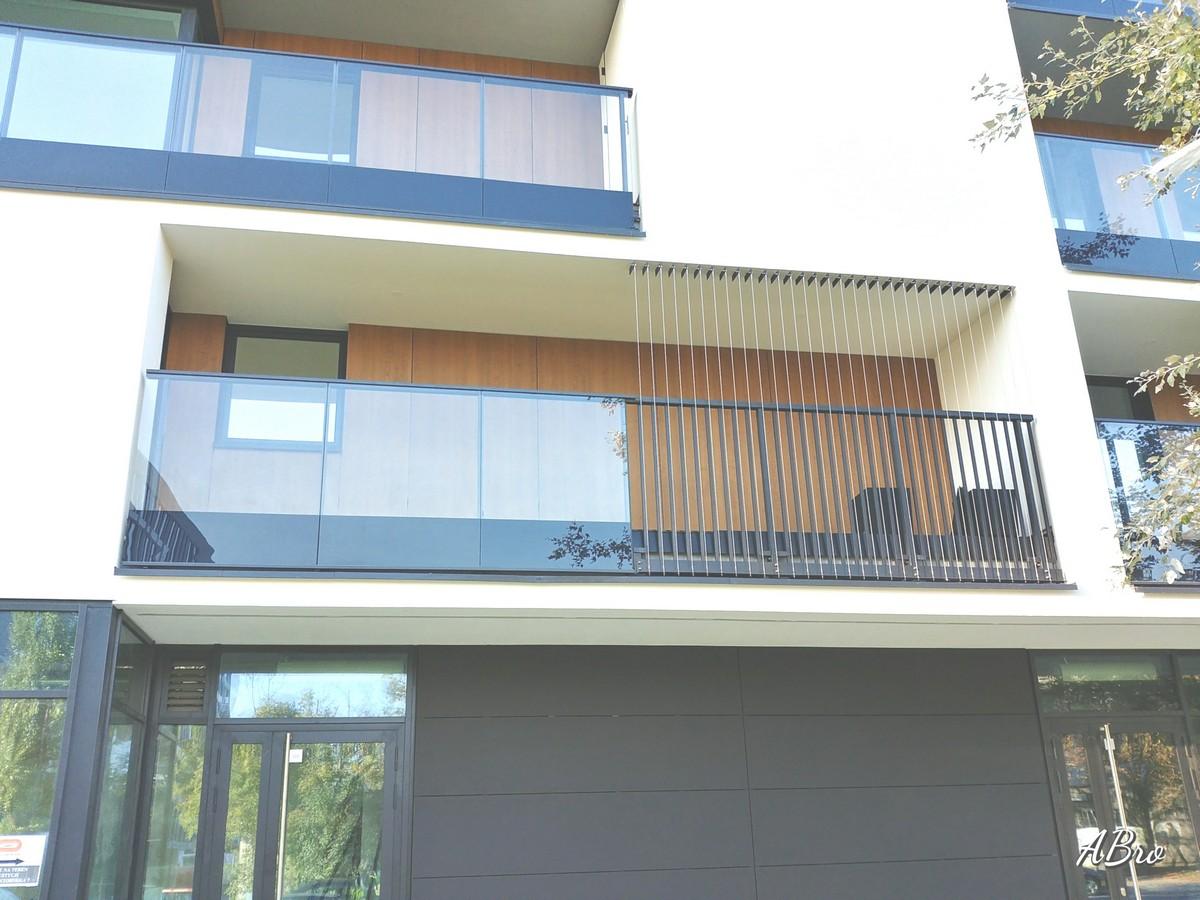 Liny do prow. roślin - balkon
